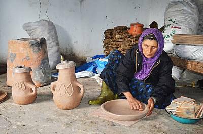 artisanat tunisien