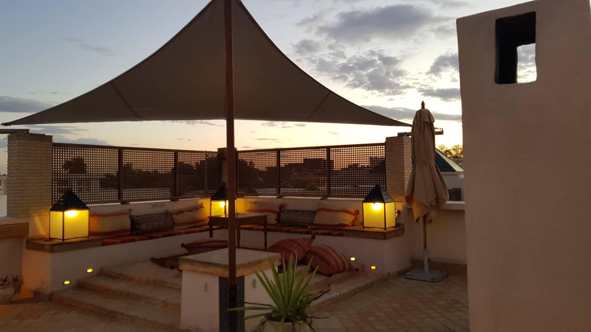 Hôtel de charme en Tunisie - MHSB