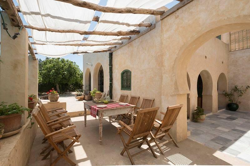 Maison d'hôtes en Tunisie - MHHD