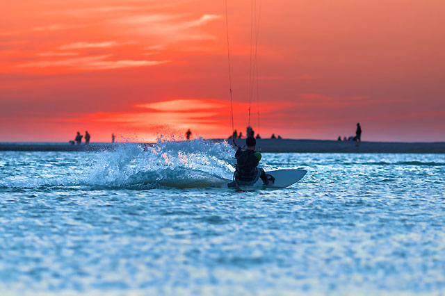 kite surf Tunisie